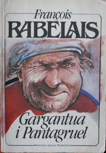 Okładka książki Gargantua i Pantagruel (tom I)
