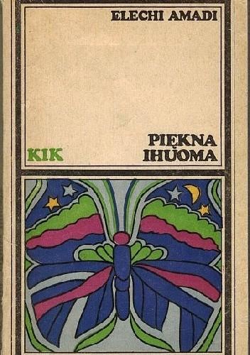 Okładka książki Piękna Ihuoma