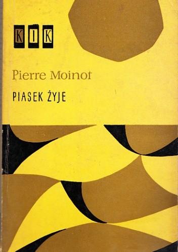 Okładka książki Piasek żyje