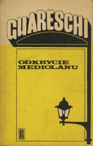 Okładka książki Odkrycie Mediolanu