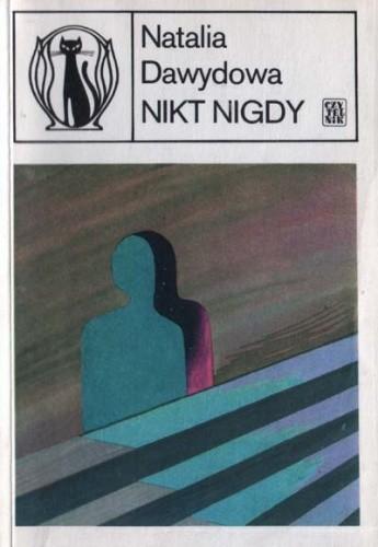 Okładka książki Nikt nigdy