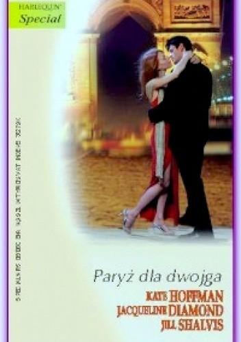 Okładka książki Paryż dla dwojga