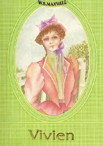 Okładka książki Vivien