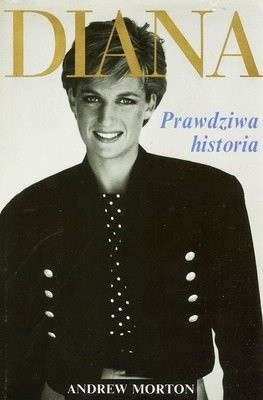 Okładka książki Diana - Prawdziwa historia
