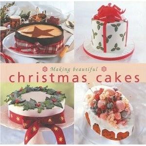 Okładka książki Making Beatiful Christmas Cakes