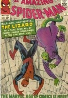 Amazing Spider-Man - #006 - Face-To-Face with... the Lizard!