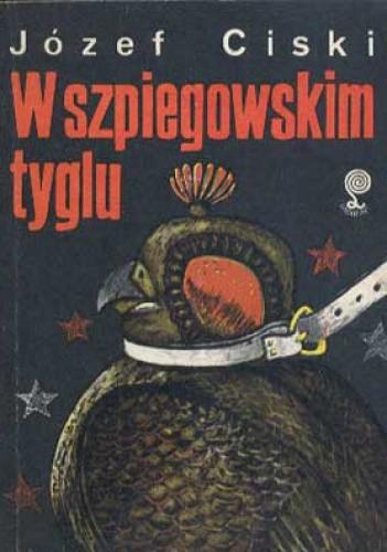 Okładka książki W szpiegowskim tyglu