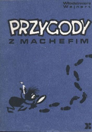 Okładka książki Przygody z Machefim