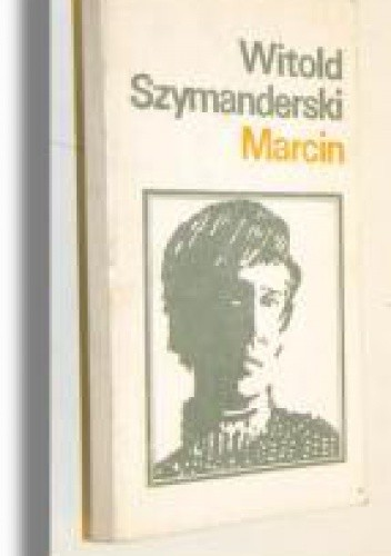 Okładka książki Marcin