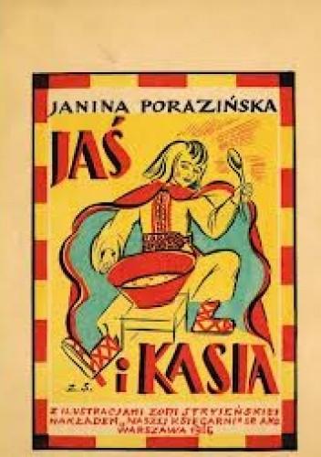 Okładka książki Jaś i Kasia