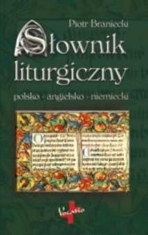 Okładka książki Słownik liturgiczny