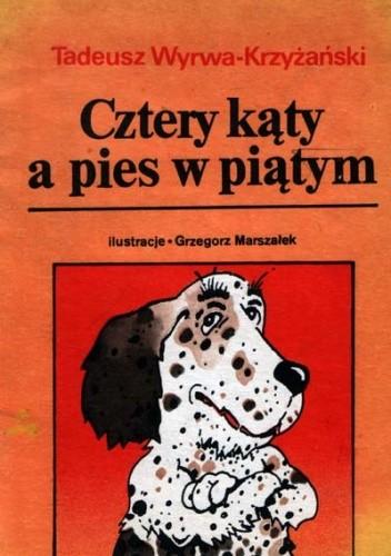 Okładka książki Cztery kąty a pies w piątym