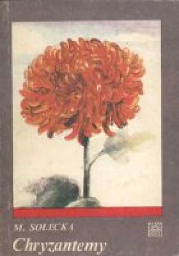 Okładka książki Chryzantemy