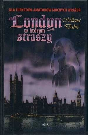 Okładka książki Londyn, w którym straszy