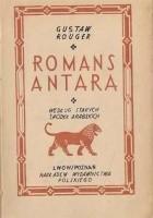 Romans Antara - według starych źródeł arabskich