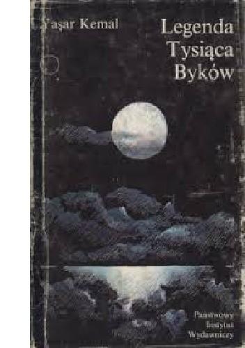 Okładka książki Legenda Tysiąca Byków