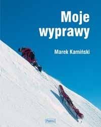 Okładka książki Moje wyprawy