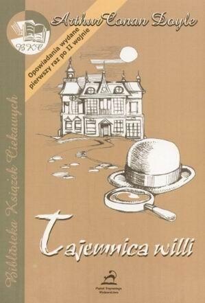 Okładka książki Tajemnica willi