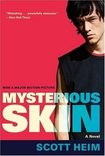 Okładka książki Mysterious Skin