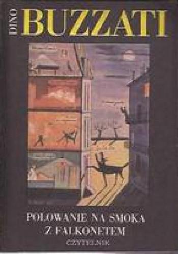 Okładka książki Polowanie na smoka z falkonetem