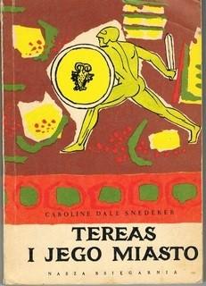 Okładka książki Tereas i Jego miasto