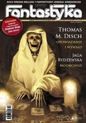 Okładka książki Nowa Fantastyka 313 (10/2008)
