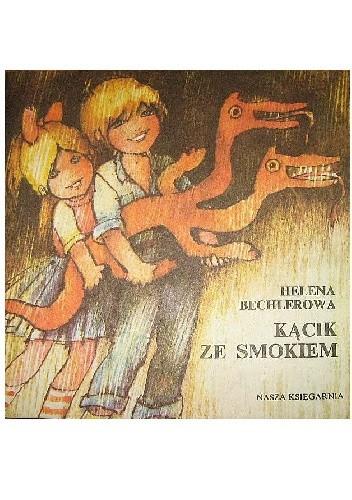 Okładka książki Kącik ze smokiem