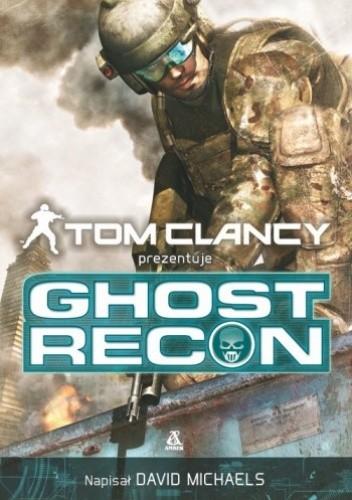Okładka książki Ghost Recon