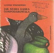 Okładka książki Jak szara gąska gospodarowała