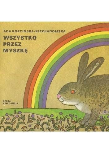 Okładka książki Wszystko przez myszkę