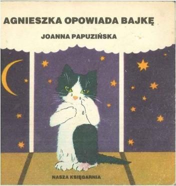 Okładka książki Agnieszka opowiada bajkę