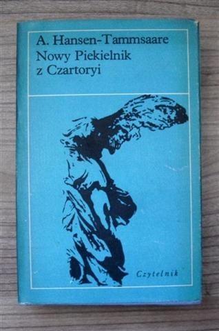 Okładka książki Nowy Piekielnik z Czartoryi