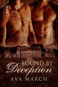 Okładka książki Bound by deception