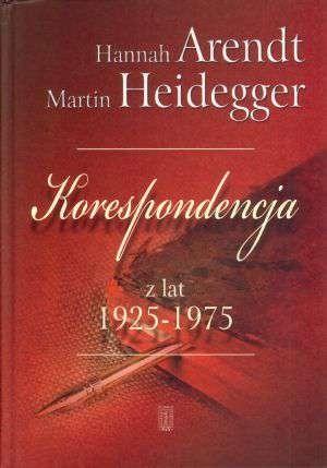 Okładka książki Korespondencja z lat 1925-1975