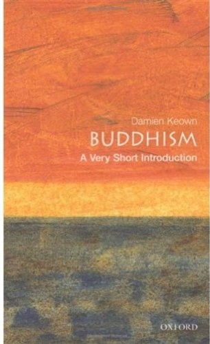 Okładka książki Buddhism: A Very Short Introduction