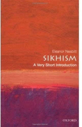 Okładka książki Sikhism: A Very Short Introduction