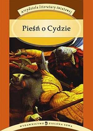 Okładka książki Pieśń o Cydzie