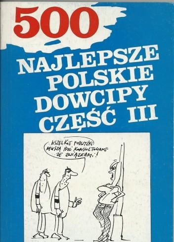 Okładka książki Najlepsze polskie dowcipy III