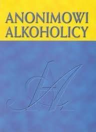 Okładka książki Anonimowi alkoholicy