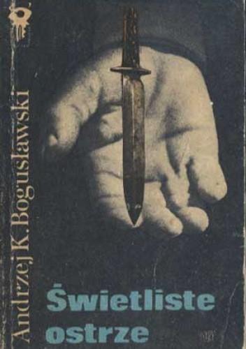Okładka książki Świetliste ostrze