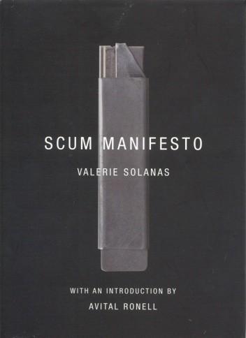 Okładka książki Scum Manifesto