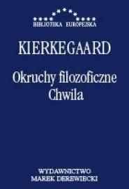Okładka książki Okruchy filozoficzne. Chwila
