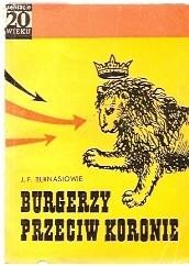Okładka książki Burgerzy przeciw koronie