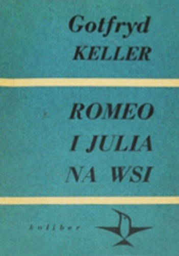 Okładka książki Romeo i Julia na wsi