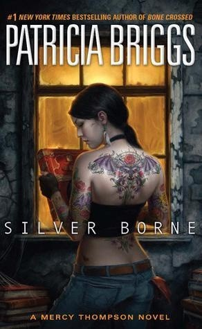 Okładka książki Silver Borne