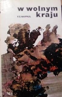 Okładka książki W wolnym kraju