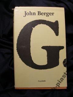 Okładka książki G.