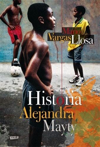 Okładka książki Historia Alejandra Mayty