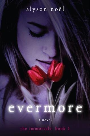 Okładka książki Evermore