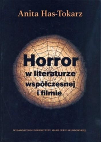 Okładka książki Horror w literaturze współczesnej i filmie
